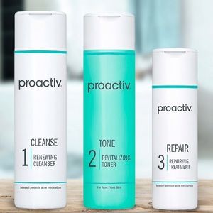 90 DAY FULL SIZE Proactiv Solutions 3 step